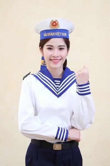 Nguyễn Thị Lệ Nam Em thi Hoa hậu Hoàn vũ Việt Nam 2015 - ảnh 7