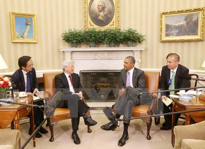 Washington Times: Kỷ nguyên mới trong quan hệ Hoa Kỳ-Việt Nam - ảnh 1