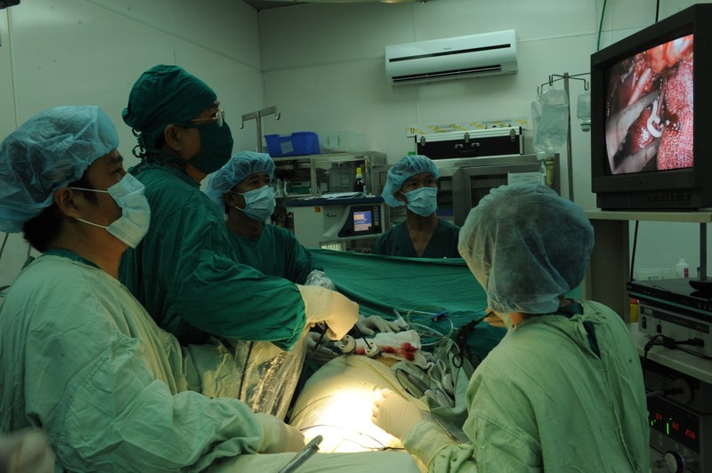 Lần đầu tiên tiếp nhận người ngừng tim hiến tạng  - ảnh 1