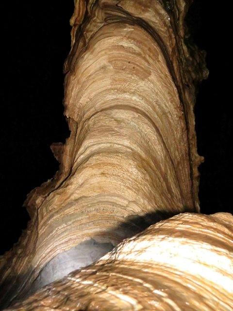Bí ẩn những hình thù kỳ bí trong hang Phong Nha - ảnh 9