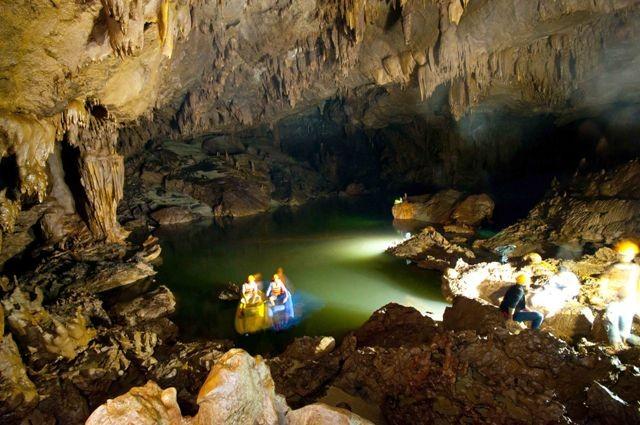 Bí ẩn những hình thù kỳ bí trong hang Phong Nha - ảnh 13