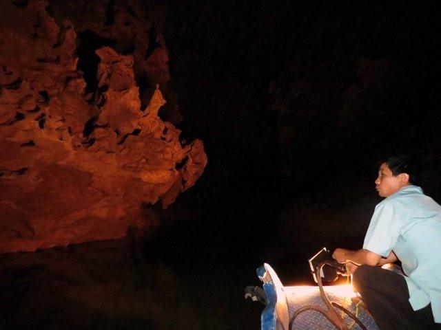 Bí ẩn những hình thù kỳ bí trong hang Phong Nha - ảnh 1