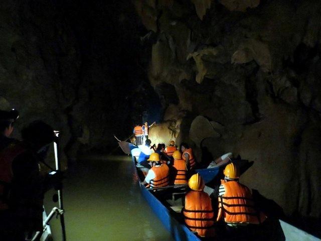 Bí ẩn những hình thù kỳ bí trong hang Phong Nha - ảnh 2