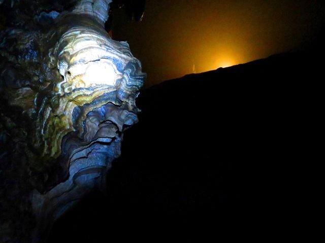 Bí ẩn những hình thù kỳ bí trong hang Phong Nha - ảnh 8