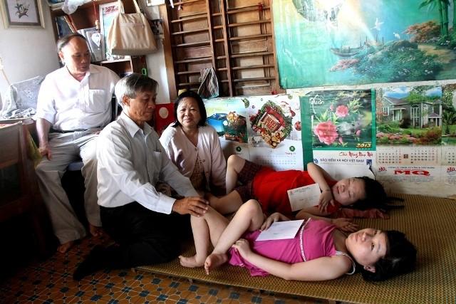 Không quên thảm họa da cam Việt Nam - ảnh 2