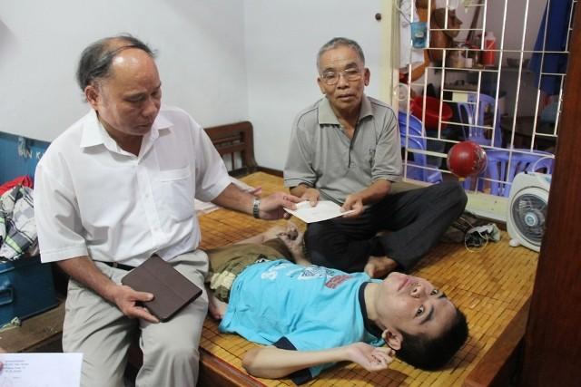 Không quên thảm họa da cam Việt Nam - ảnh 3