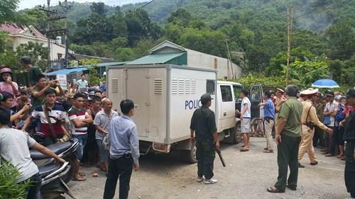 Chùm ảnh tổng hợp hành trình truy bắt nghi phạm vụ thám sát ở Yên Bái  - ảnh 6