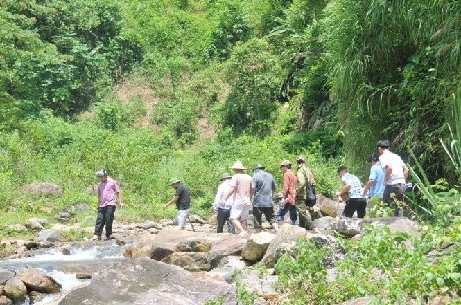 Chùm ảnh tổng hợp hành trình truy bắt nghi phạm vụ thám sát ở Yên Bái  - ảnh 8