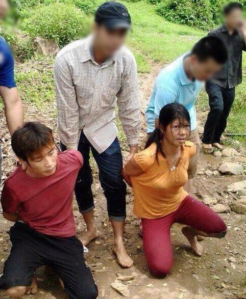 Chùm ảnh tổng hợp hành trình truy bắt nghi phạm vụ thám sát ở Yên Bái  - ảnh 1