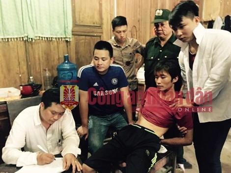 Chùm ảnh tổng hợp hành trình truy bắt nghi phạm vụ thám sát ở Yên Bái  - ảnh 4
