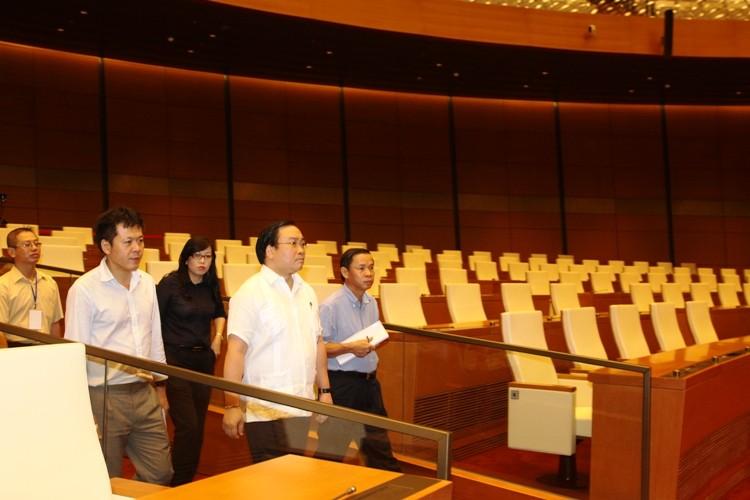 Chính thức bàn giao Nhà Quốc hội trong tháng 9/2015 - ảnh 1