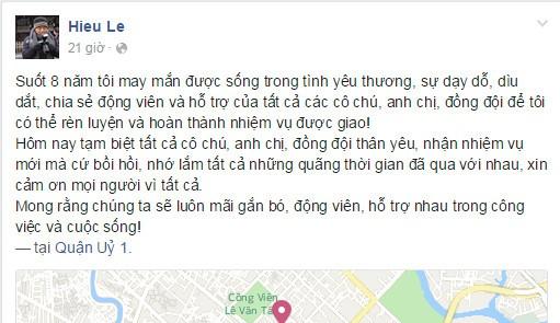 Ông Lê Trương Hải Hiếu: 'Người dân cần gì thì tôi làm, không ngồi trong phòng sáng tạo' - ảnh 2