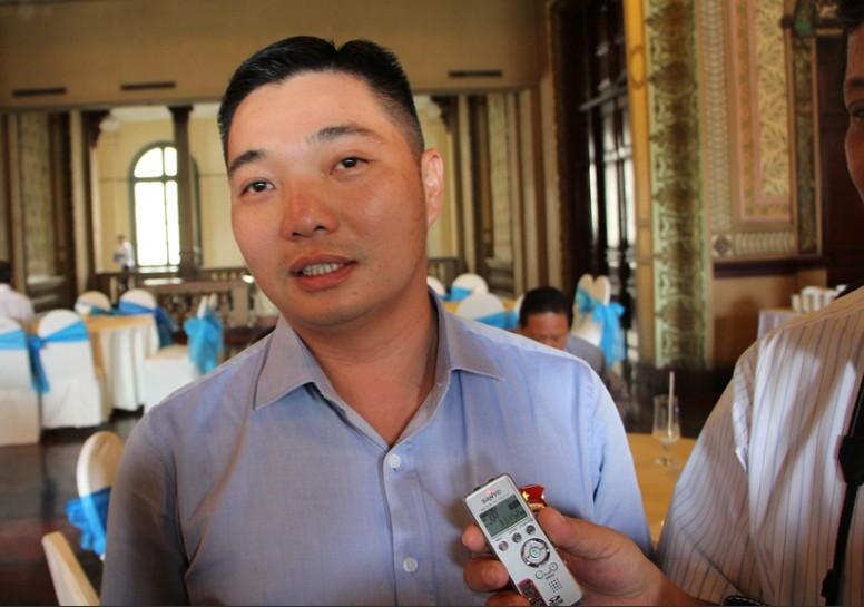 Ông Lê Trương Hải Hiếu: 'Người dân cần gì thì tôi làm, không ngồi trong phòng sáng tạo' - ảnh 1