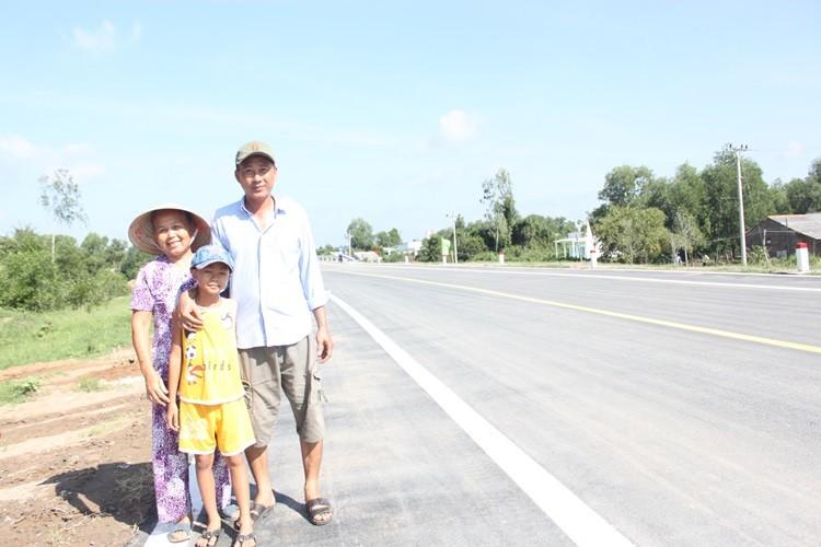 Thông xe cầu Mỹ Lợi: Rút ngắn 75km từ Tiền Giang đến TP.HCM - ảnh 2
