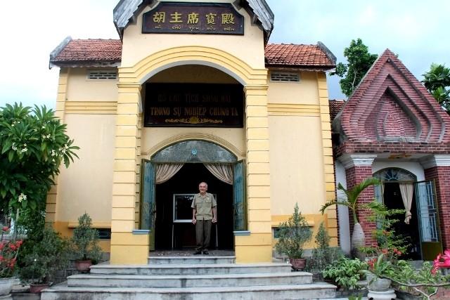 Độc đáo bảo tàng Bác Hồ tại tư gia - ảnh 8
