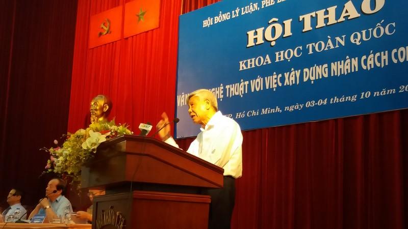 Chủ tịch nước Trương Tấn Sang: 'Cần xây dựng hệ con người phát triển toàn diện' - ảnh 1