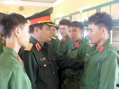 Nhân sự mới Bộ Quốc phòng - ảnh 1