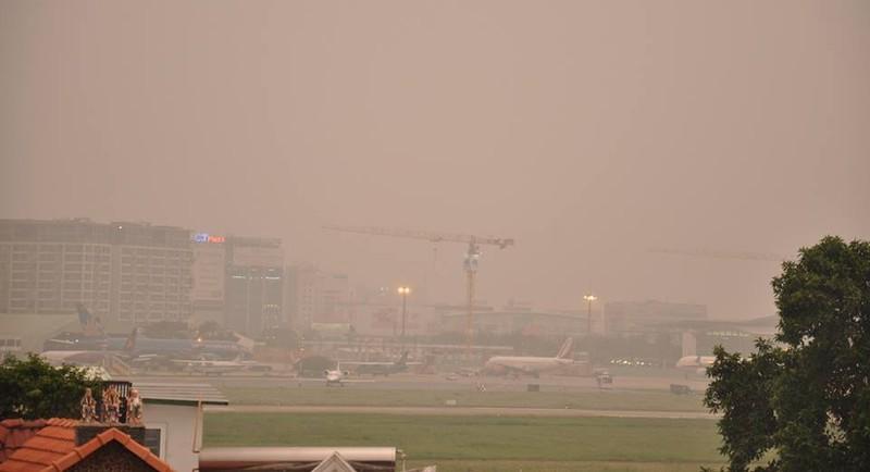 Chưa có cơ sở khẳng định hiện tượng 'mù khô' do ô nhiễm  - ảnh 1