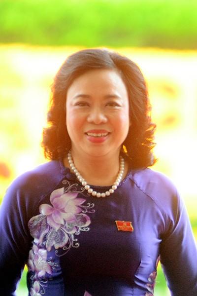 Chân dung bốn phó bí thư Thành ủy Hà Nội khóa XVI - ảnh 1