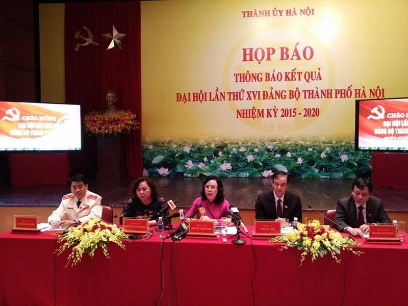 Thiếu tướng Nguyễn Đức Chung sẽ được giới thiệu ứng cử Chủ tịch TP Hà Nội    - ảnh 1