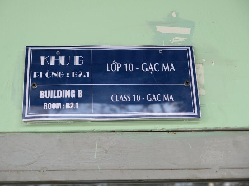 Độc đáo: Lớp học được đặt theo tên các hòn đảo của Việt Nam  - ảnh 1