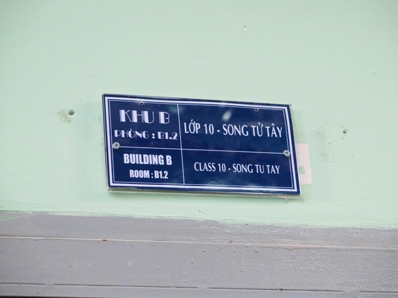 Độc đáo: Lớp học được đặt theo tên các hòn đảo của Việt Nam  - ảnh 3