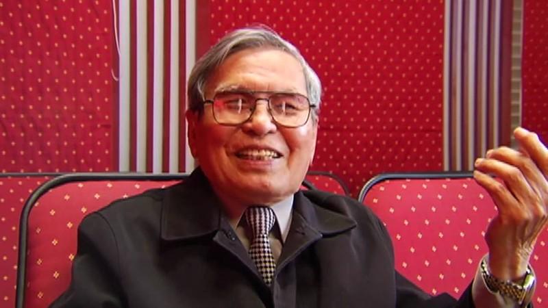 Tác giả của 'Khúc thụy du' ra đi ở tuổi 89 - ảnh 1