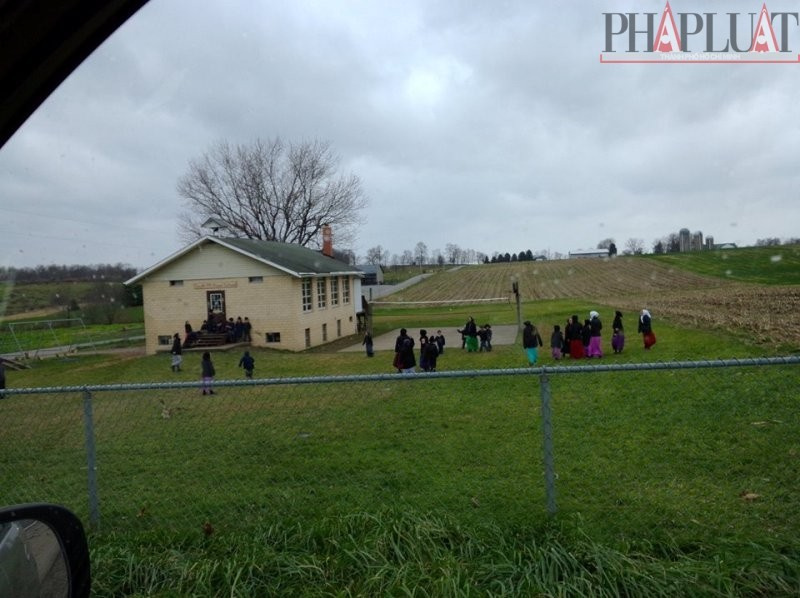Cuộc sống 'lập dị' của người Amish - ảnh 3