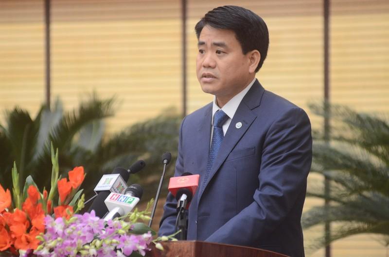 Lời hứa của tướng Chung khi vừa đắc cử Chủ tịch TP Hà Nội - ảnh 1