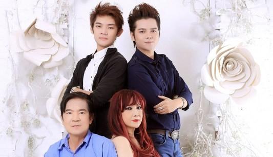 Gia đình ca sĩ Bảo Yến cùng lên sân khấu - ảnh 1