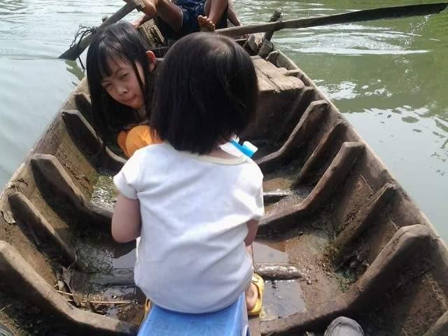 Chuyện bé Dẻo ở cù lao Cỏ giữa sông Đồng Nai - ảnh 2