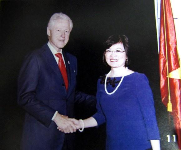 Đại sứ Nguyễn Nguyệt Nga, Phu nhân Phó Thủ tướng Phạm Bình Minh, ngoại giao đa phương, Biển Đông, TPP, FTA, APEC 2007 tại Việt Nam