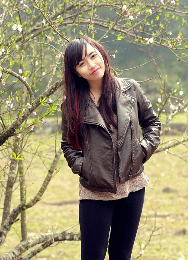 Nữ sinh đẹp nhất Học viện An ninh nhân dân - ảnh 10