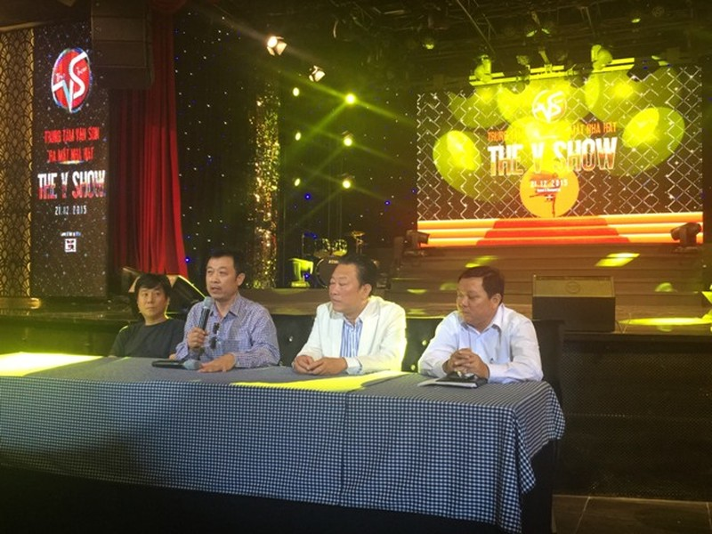 Vân Sơn mở nhà hát tại TP.HCM - ảnh 1
