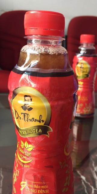 Cần Thơ: Chỉ đạo làm rõ chai trà Dr Thanh nghi kém chất lượng - ảnh 1
