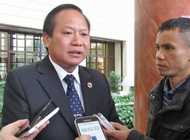 Thứ trưởng Bộ TT&TT, Trương Minh Tuấn, thông tin xấu độc, xuyên tạc, internet
