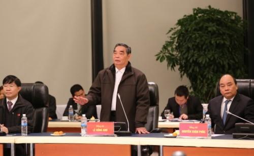 Tổng kiểm tra công tác phục vụ đại hội XII của Đảng  - ảnh 1