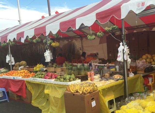 Chợ hoa 'rất Việt Nam' ngay trên đất Mỹ - ảnh 9