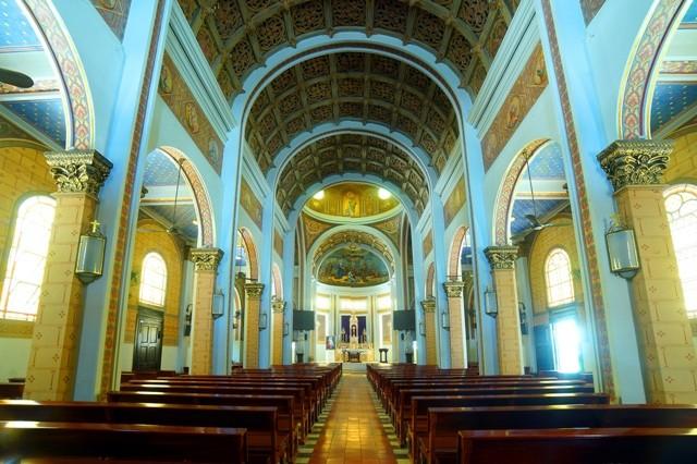 Phản biện thú vị quanh kiến trúc nhà thờ Hạnh Thông Tây - ảnh 1