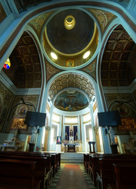 Phản biện thú vị quanh kiến trúc nhà thờ Hạnh Thông Tây - ảnh 2