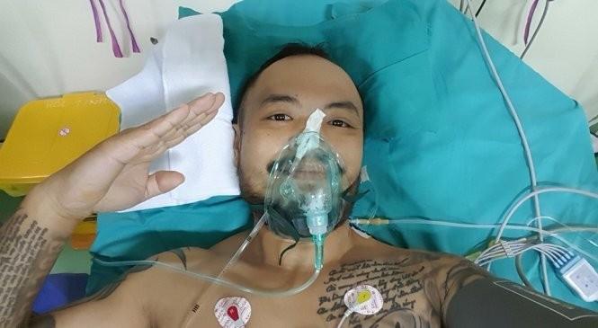 Bốn tháng kiên cường chiến đấu cùng căn bệnh ung thư của Trần Lập - ảnh 2