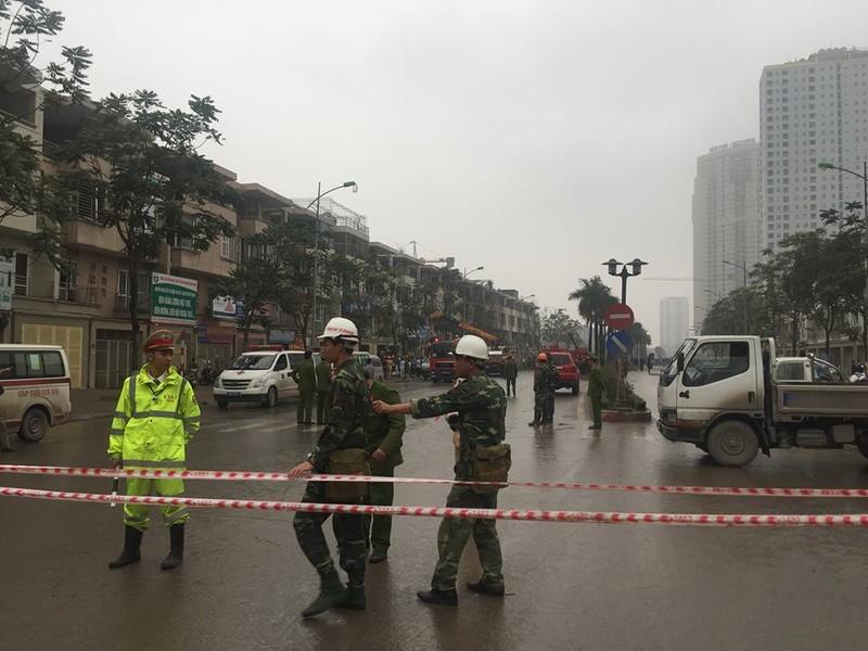 Toàn cảnh vụ nổ kinh hoàng ở Văn Phú - Hà Đông - ảnh 14