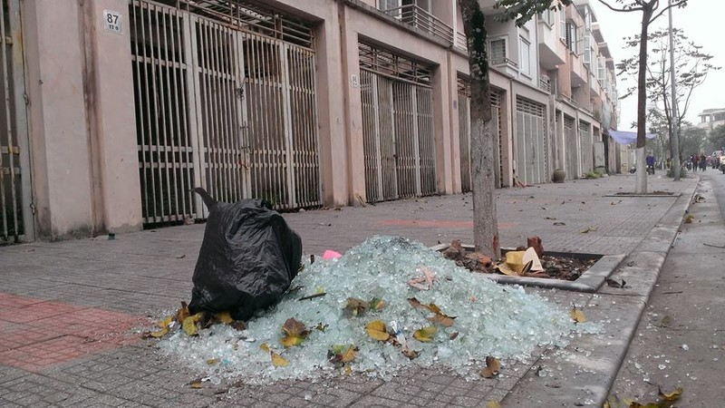 Toàn cảnh vụ nổ kinh hoàng ở Văn Phú - Hà Đông - ảnh 16