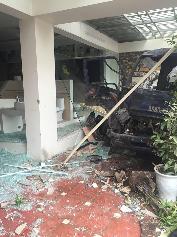 Toàn cảnh vụ nổ kinh hoàng ở Văn Phú - Hà Đông - ảnh 6