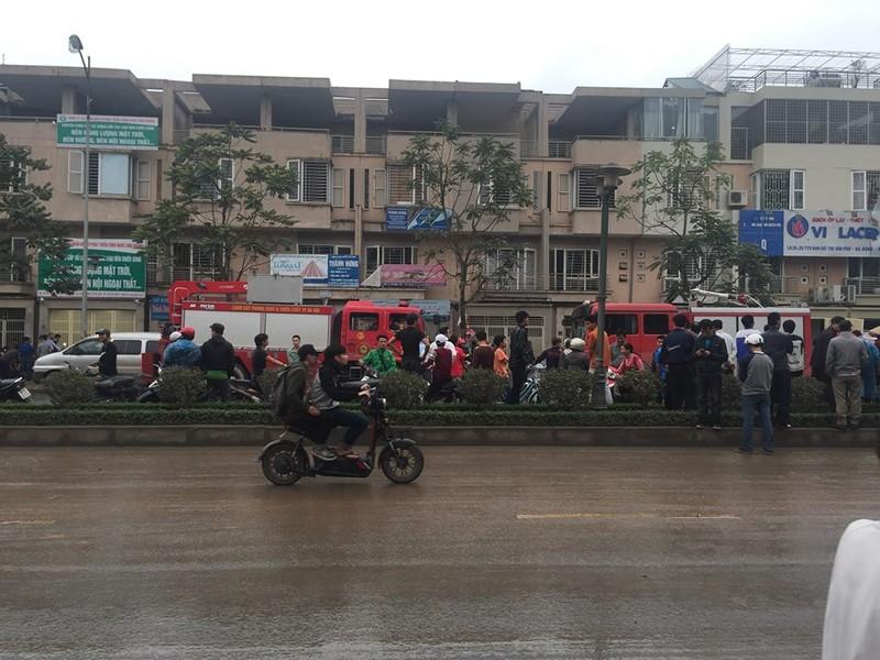 Toàn cảnh vụ nổ kinh hoàng ở Văn Phú - Hà Đông - ảnh 10