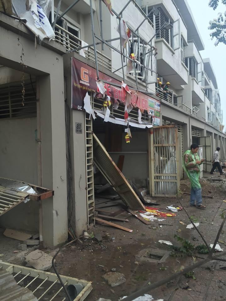 Toàn cảnh vụ nổ kinh hoàng ở Văn Phú - Hà Đông - ảnh 9