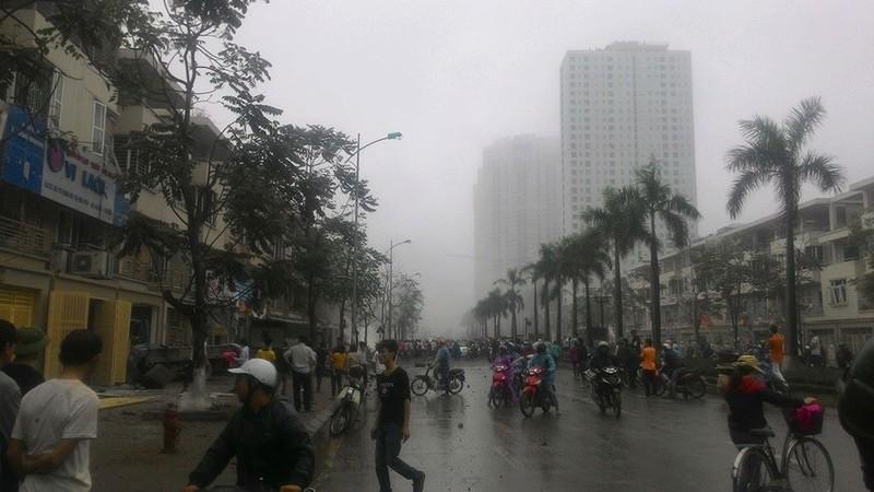 Toàn cảnh vụ nổ kinh hoàng ở Văn Phú - Hà Đông - ảnh 11