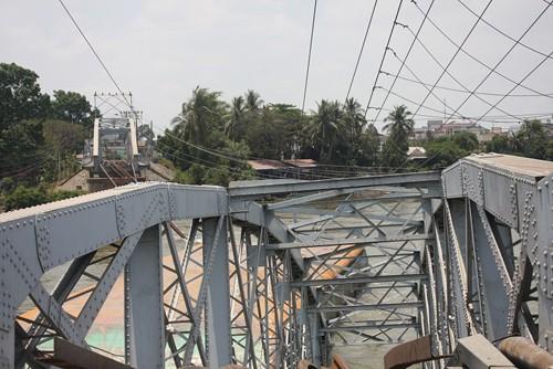 Mất ít nhất từ 3-5 tháng mới khắc phục xong vụ sập cầu Ghềnh  - ảnh 9