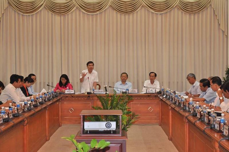 Chủ tịch TP.HCM: Vụ 'Xin Chào' ảnh hưởng môi trường đầu tư ghê gớm - ảnh 1