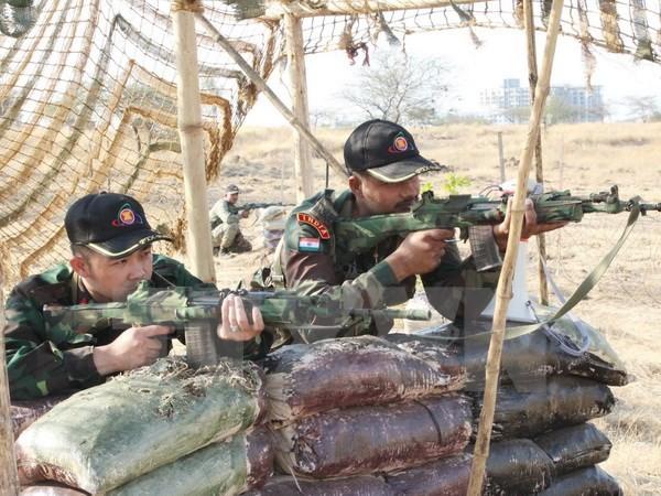 Việt Nam chuẩn bị cử sỹ quan cảnh sát tham gia gìn giữ hòa bình - ảnh 1